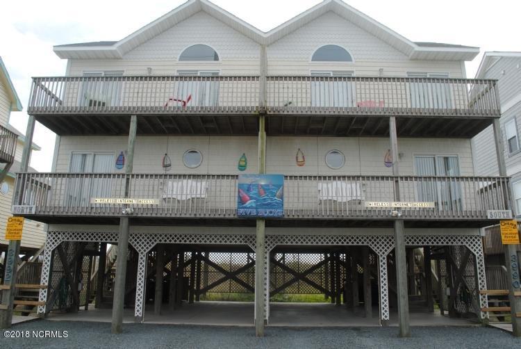 3990 Island Drive North Topsail Beach, NC 28460