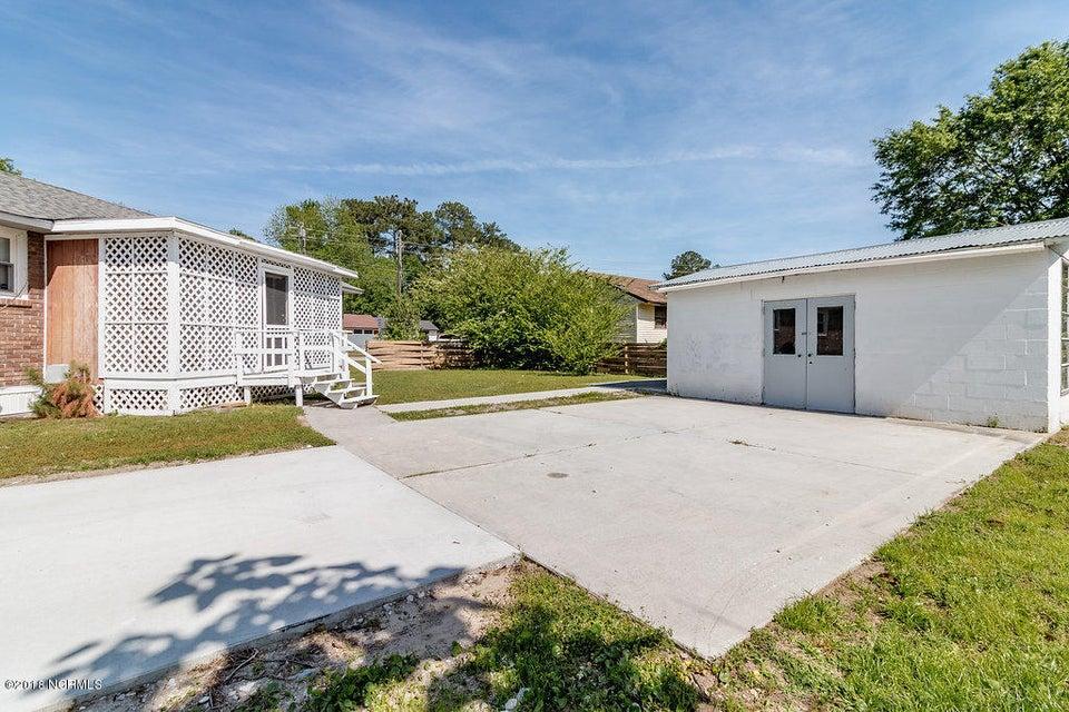 605 Henderson Drive, Jacksonville, NC, 28540 | MLS #100115444