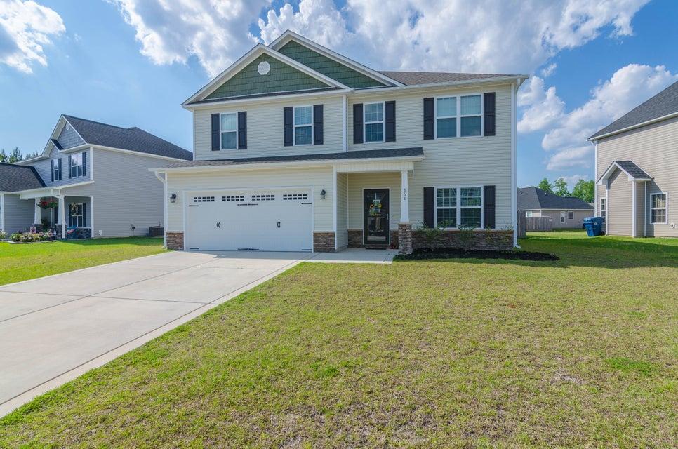 854 Dynasty Drive, Jacksonville, NC, 28546   MLS #100116688