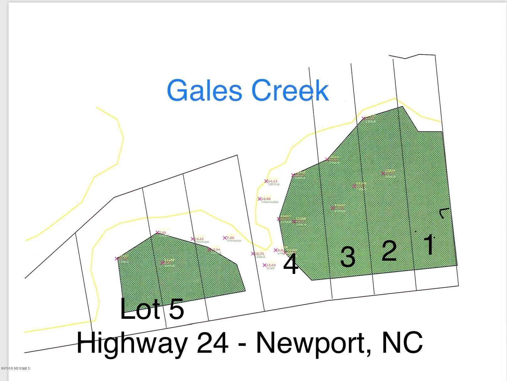 2300 Hwy 24 , Newport, NC, 28570 | MLS #100117018