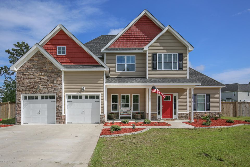 721 Southernwood Place, Hubert, NC, 28539 | MLS #100117039