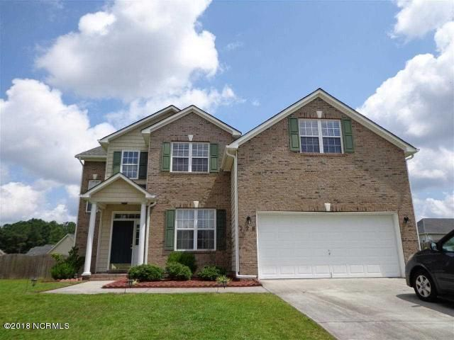 228 Stagecoach Drive, Jacksonville, NC, 28546 | MLS #100117832