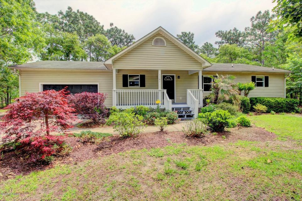 1161 President Road Boiling Spring Lakes, NC 28461