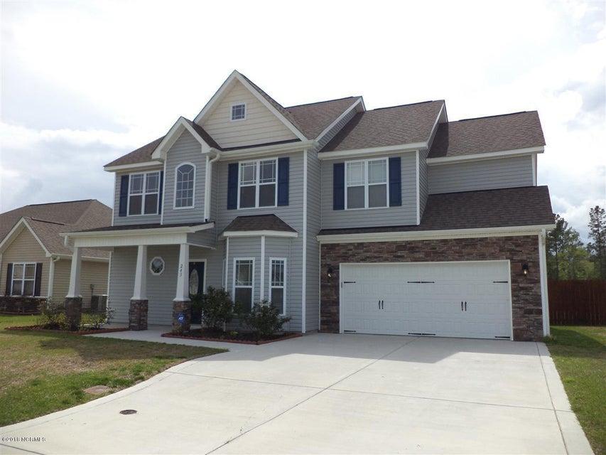 243 Merin Height Road, Jacksonville, NC, 28546 | MLS #100118417