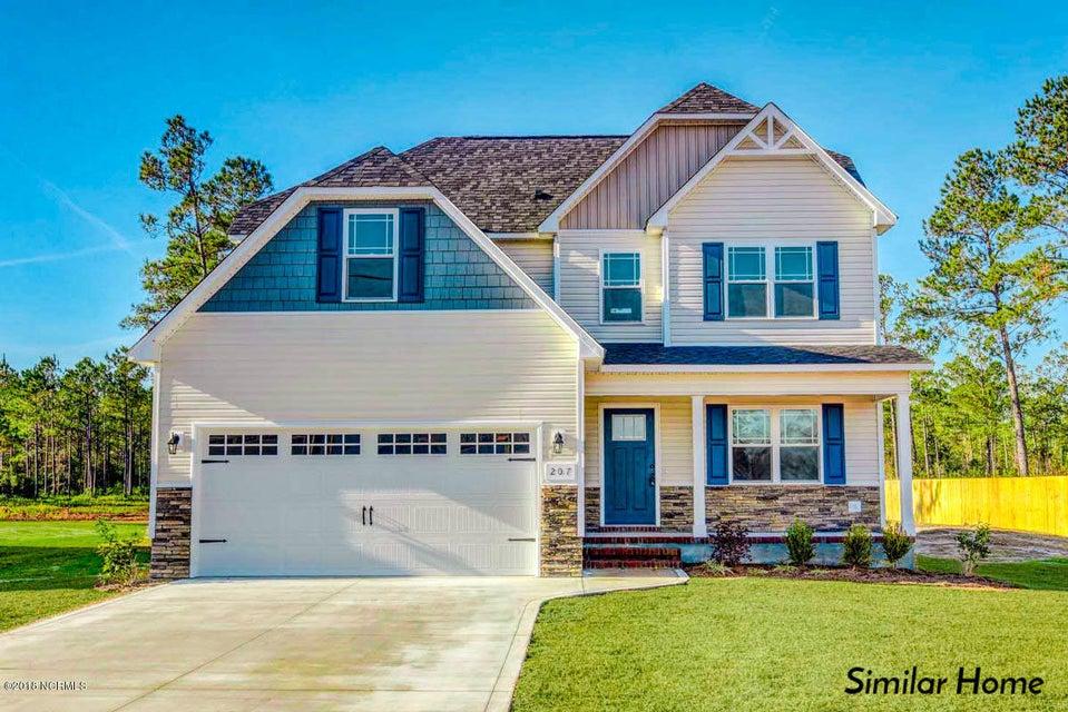149 Laredo Drive, Jacksonville, NC, 28540   MLS #100118840
