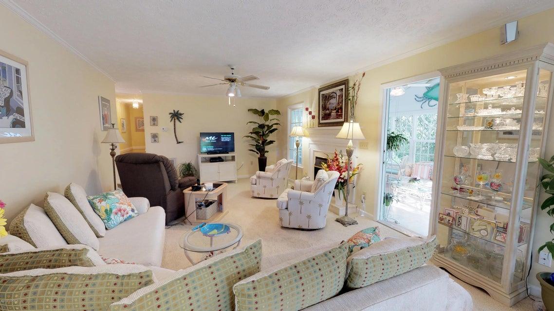 525 Egret Lake Drive, Pine Knoll Shores, NC, 28512 | MLS #100120395
