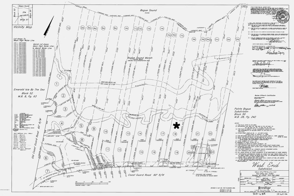 10512 Coast Guard Road, Emerald Isle, NC, 28594 | MLS #100119394