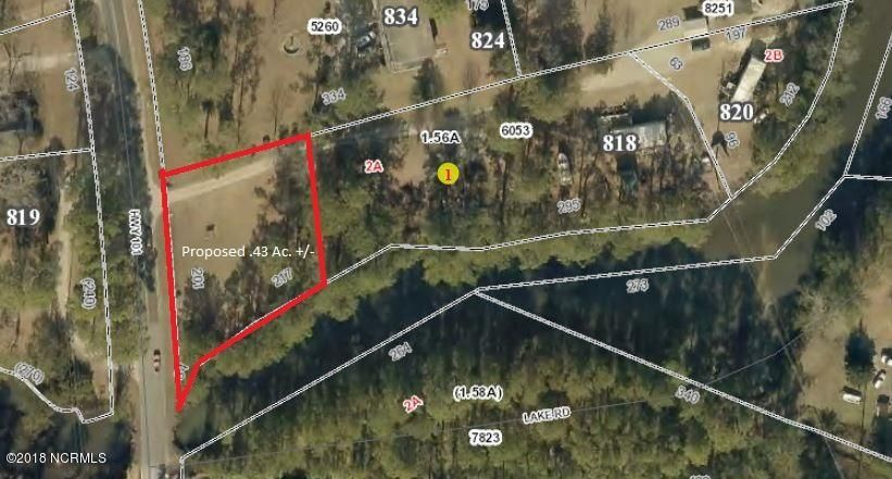 818 Nc Highway 101 , Beaufort, NC, 28516 | MLS #100119674