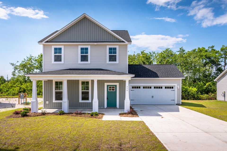 316 Holbrook Lane, Hubert, NC, 28539 | MLS #100089815