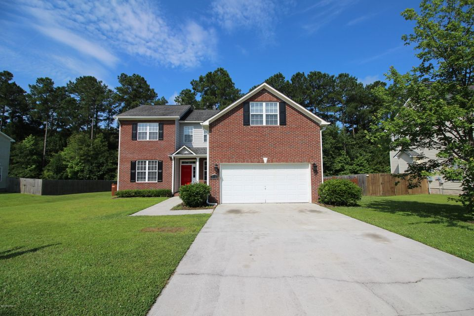 219 Stagecoach Drive, Jacksonville, NC, 28546 | MLS #100108432