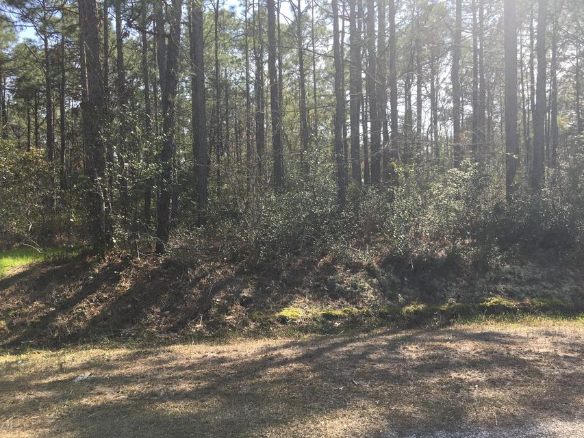Build your home on this large wooded lot in this great wooded community close to beaches, entertainment, golf, fishing and shopping, Public water is in place and public sewer system nearly complete Low HOA provides you the amenities of an outdoor pool and clubhouse. Just minutes to the quaint village of Calabash. Welcome Home.Sewer is almost complete. Sewer Assessment Buyer pays. $4,088.72
