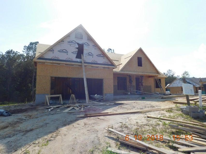 120 Shadow Creek Drive, Swansboro, NC, 28584   MLS #100122175
