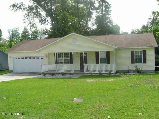 234 Regalwood Drive, Jacksonville, NC, 28546   MLS #100122415