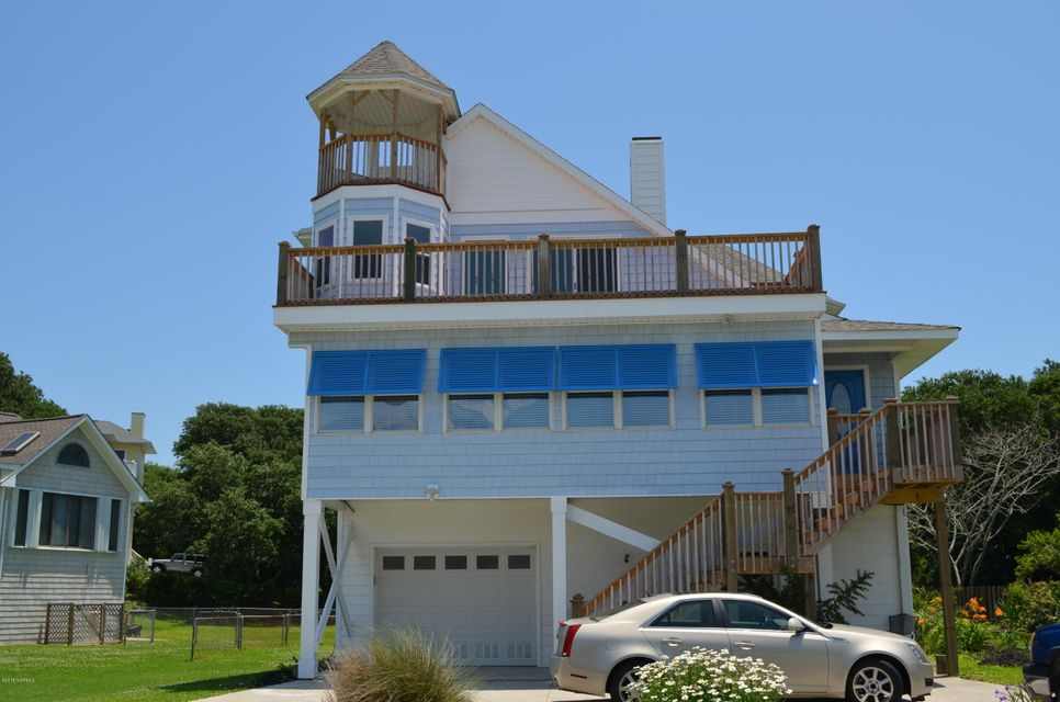 414 Channel Drive, Emerald Isle, NC, 28594 | MLS #100121318