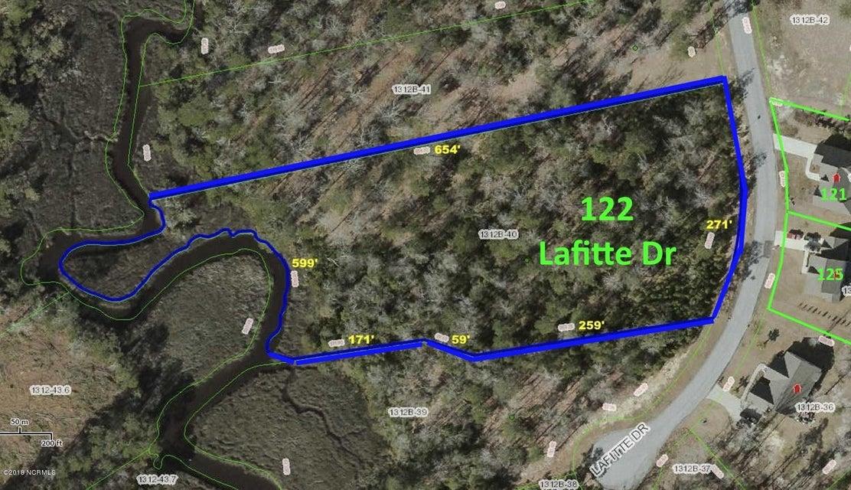 122 Lafitte Drive, Hubert, NC, 28539 | MLS #100122562