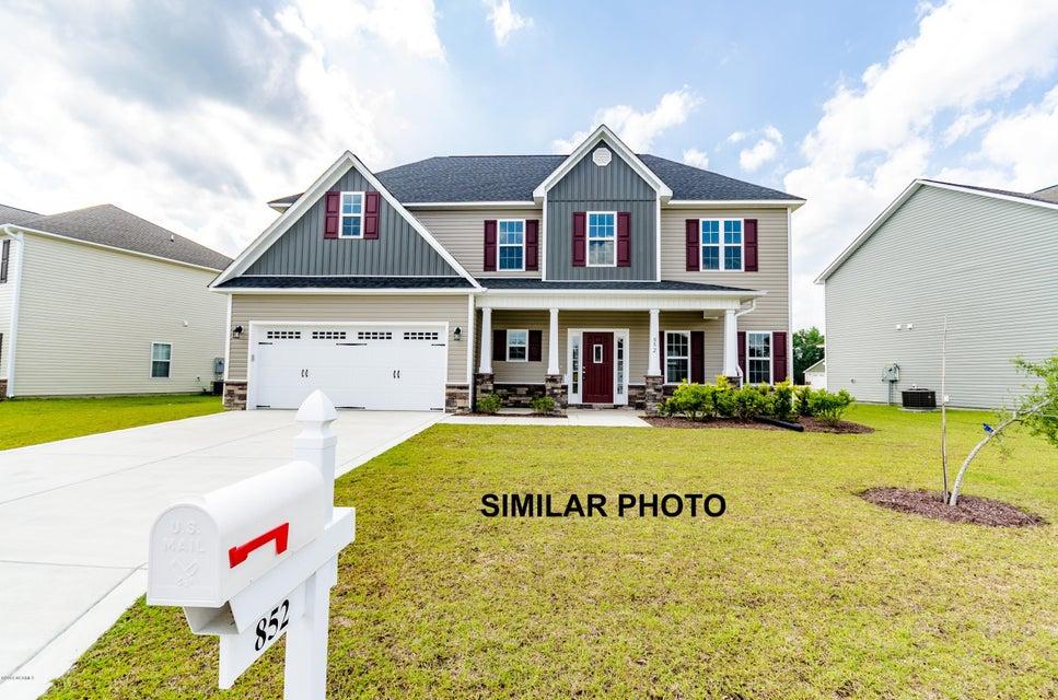 306 Pettigrew Lane, Jacksonville, NC, 28546   MLS #100122582