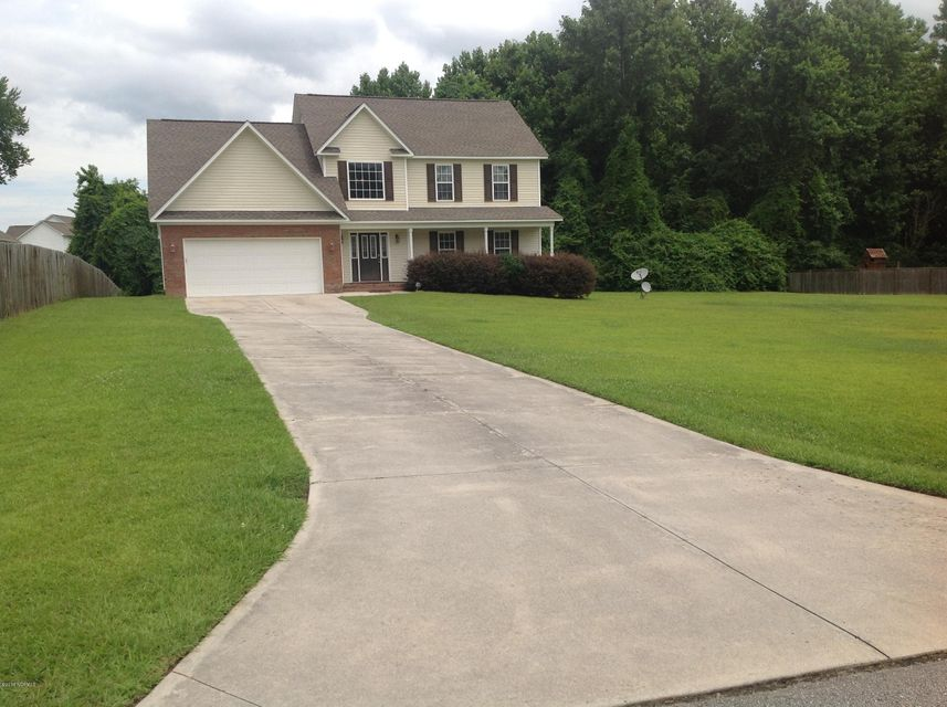 103 Stump Grove Court, Jacksonville, NC, 28540 | MLS #100122747