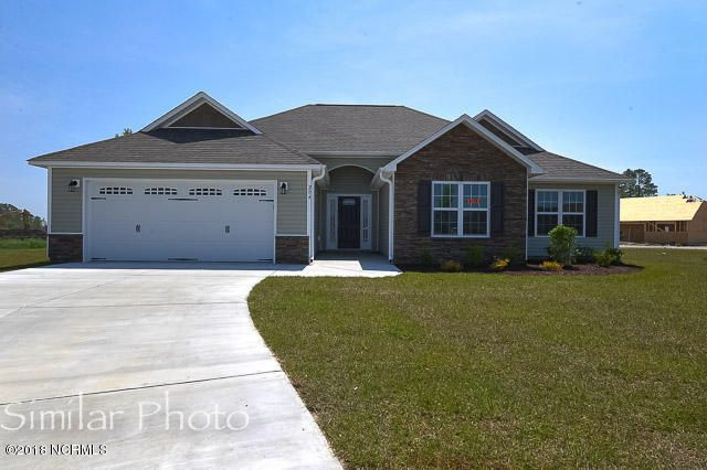 242 Wood House Drive, Jacksonville, NC, 28546 | MLS #100122951