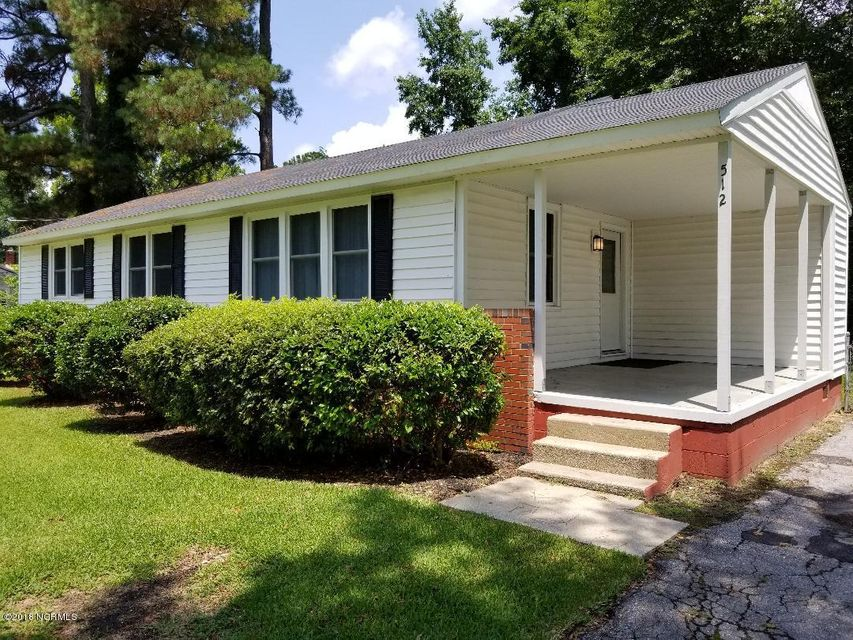 512 Woodhaven Drive, Jacksonville, NC, 28540 | MLS #100123501
