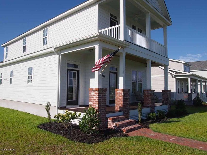 503 Bogue Watch Drive, Newport, NC, 28570 | MLS #100123604