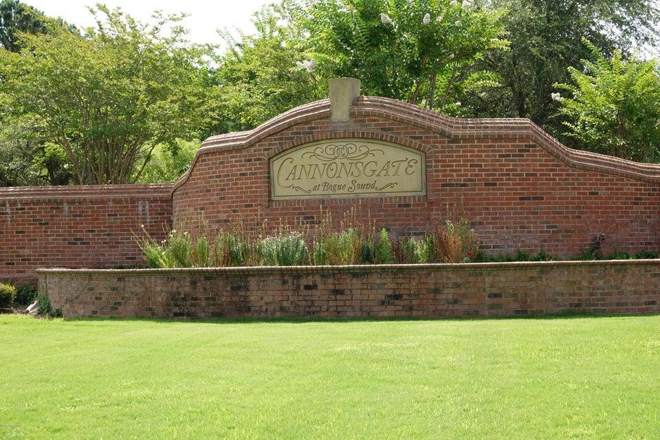 646 Cannonsgate Drive, Newport, NC, 28570 | MLS #100124039