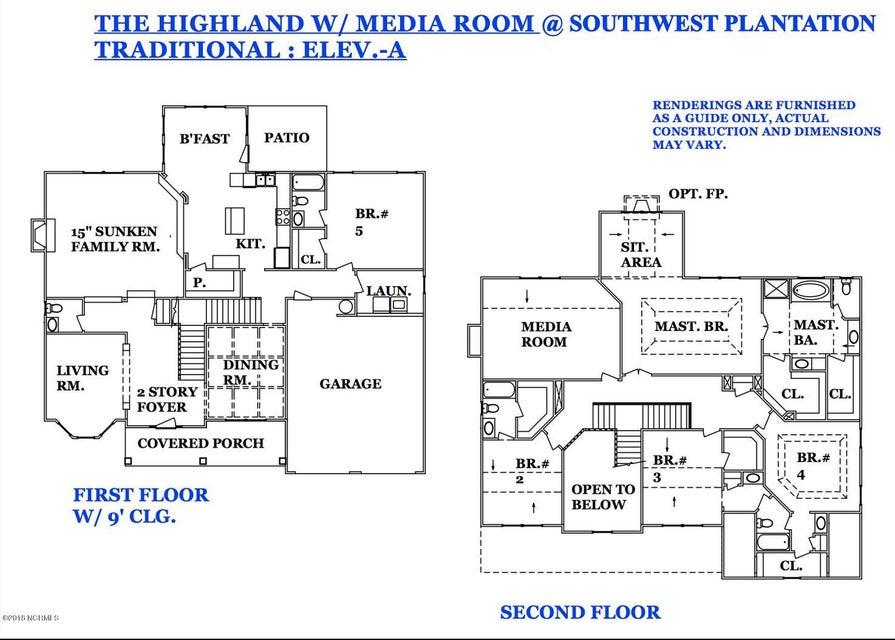 000 Southern Dunes  #Lot 80, Jacksonville, NC, 28454 | MLS #100124033