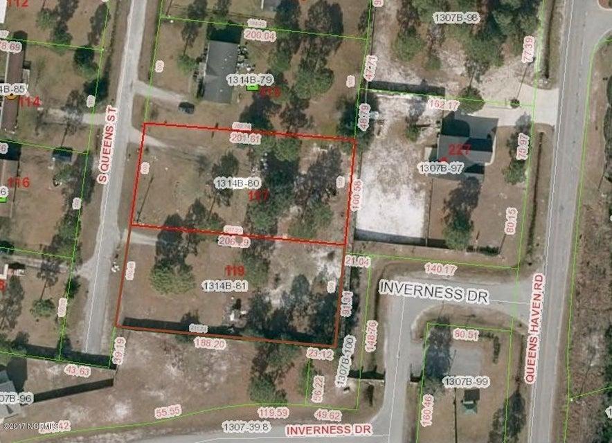 117 & 119 Queens Street, Hubert, NC, 28539   MLS #100124415