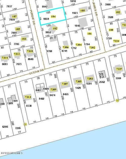 104 Purdie Drive, Emerald Isle, NC, 28594   MLS #100124491