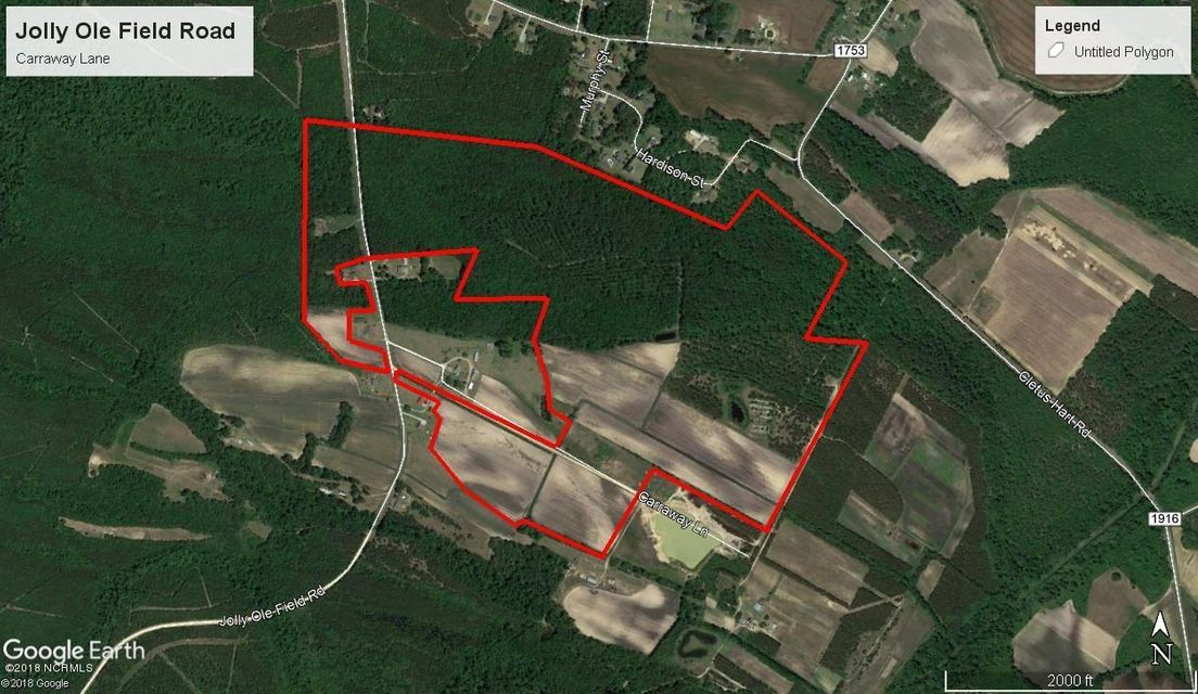 Property for sale at 0 Jolly Ole Field Road, Grifton,  NC 28530