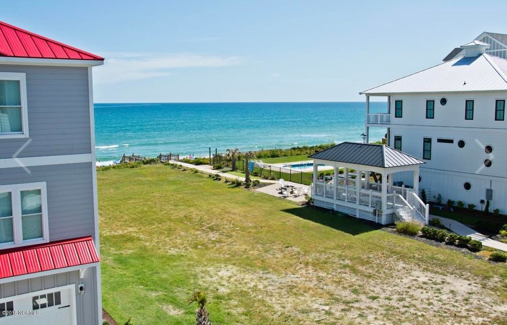 113 Ocean Bluff Drive, Indian Beach, NC, 28512 | MLS #100121431