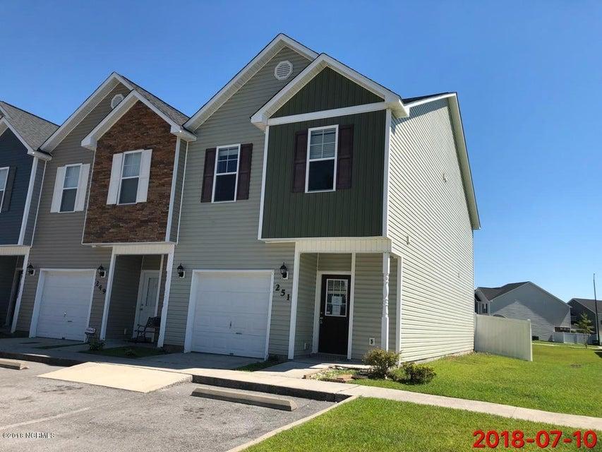 251 Caldwell Loop, Jacksonville, NC, 28546   MLS #100124806
