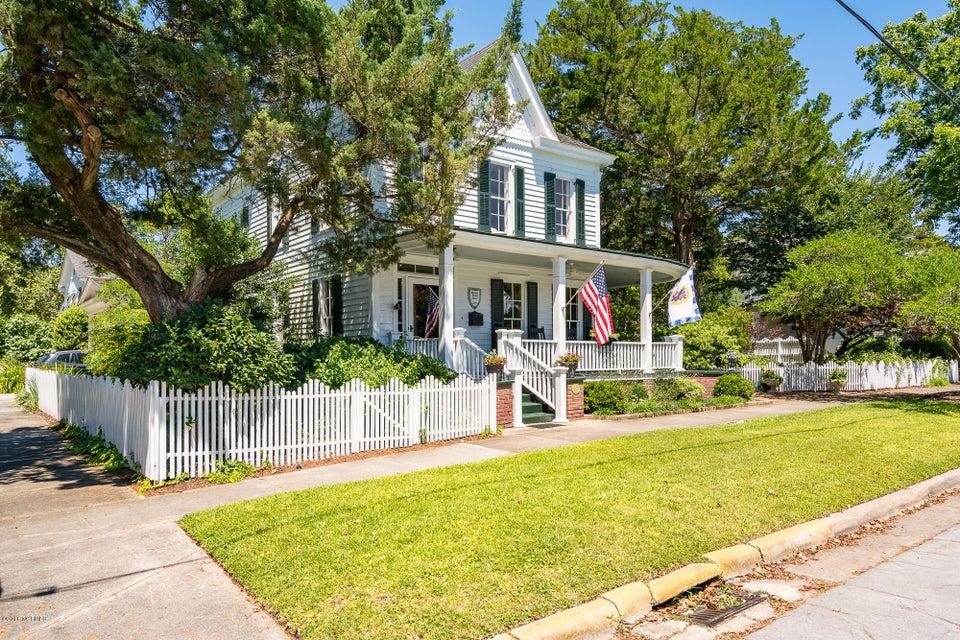 801 Ann Street, Beaufort, NC, 28516 | MLS #100129952