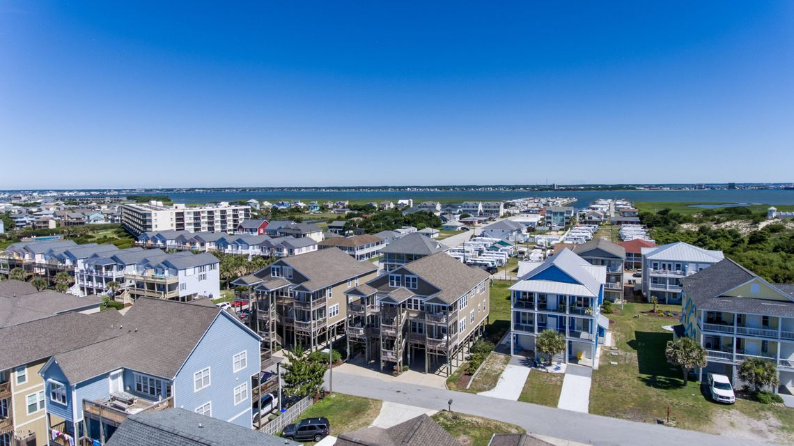 203 Ocean Boulevard #A, Atlantic Beach, NC, 28512 | MLS #100125143