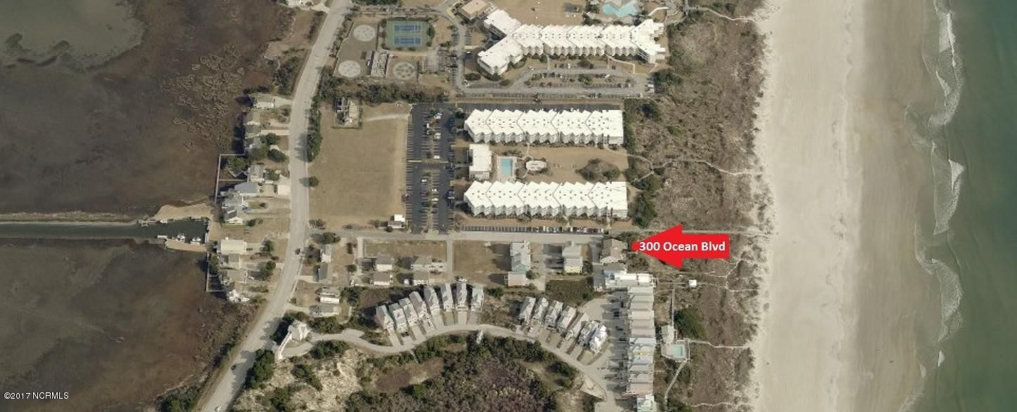 300 Ocean Boulevard Ext #B, Atlantic Beach, NC, 28512 | MLS #100125450