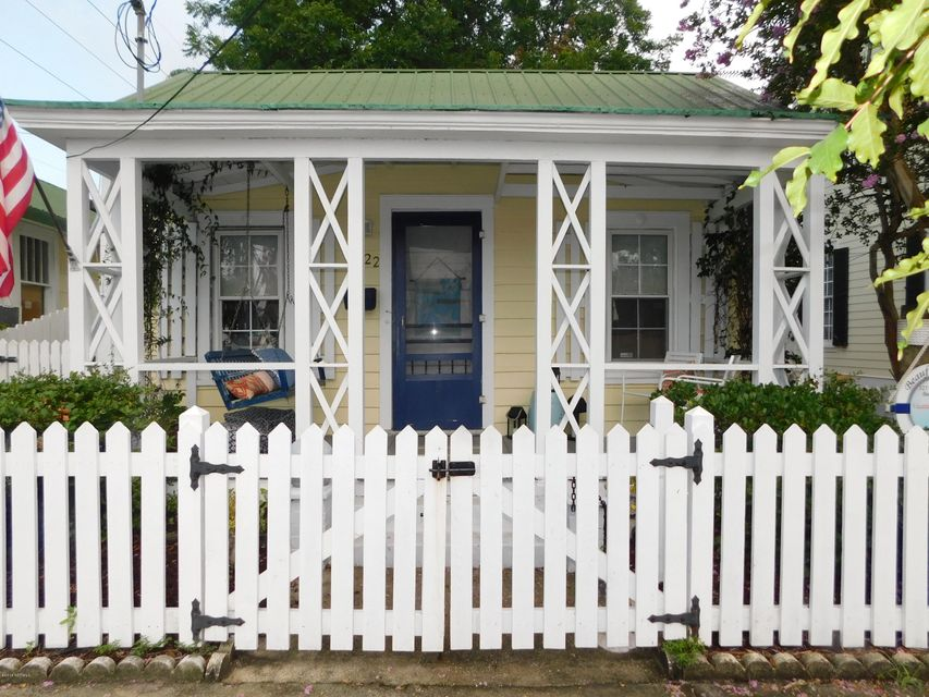 322 Orange Street, Beaufort, NC, 28516 | MLS #100125626