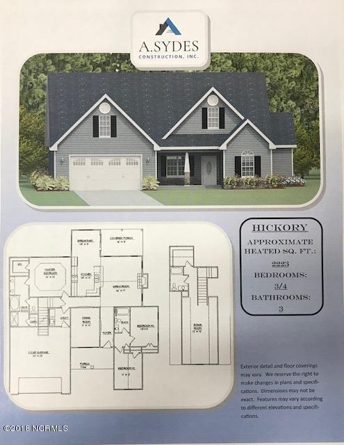 410 Whistling Heron Way , Swansboro, NC, 28584   MLS #100125685