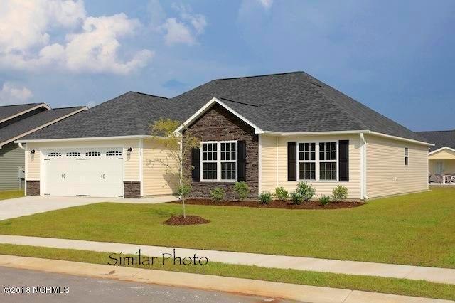 248 Wood House Drive, Jacksonville, NC, 28546   MLS #100125731