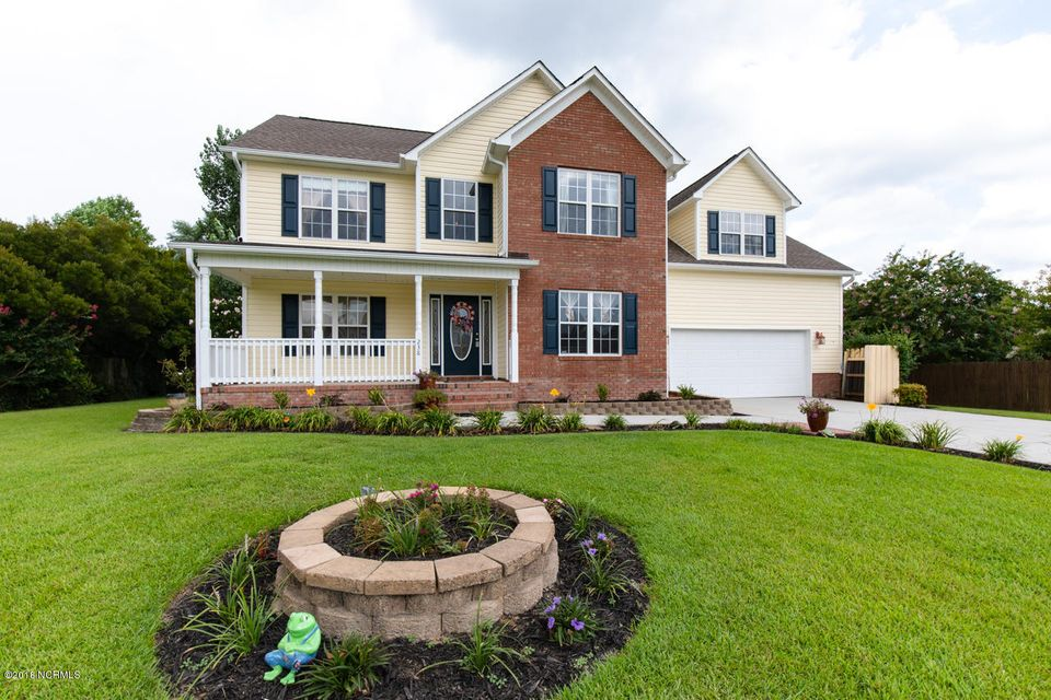 238 Rutherford Way, Jacksonville, NC, 28540 | MLS #100121632