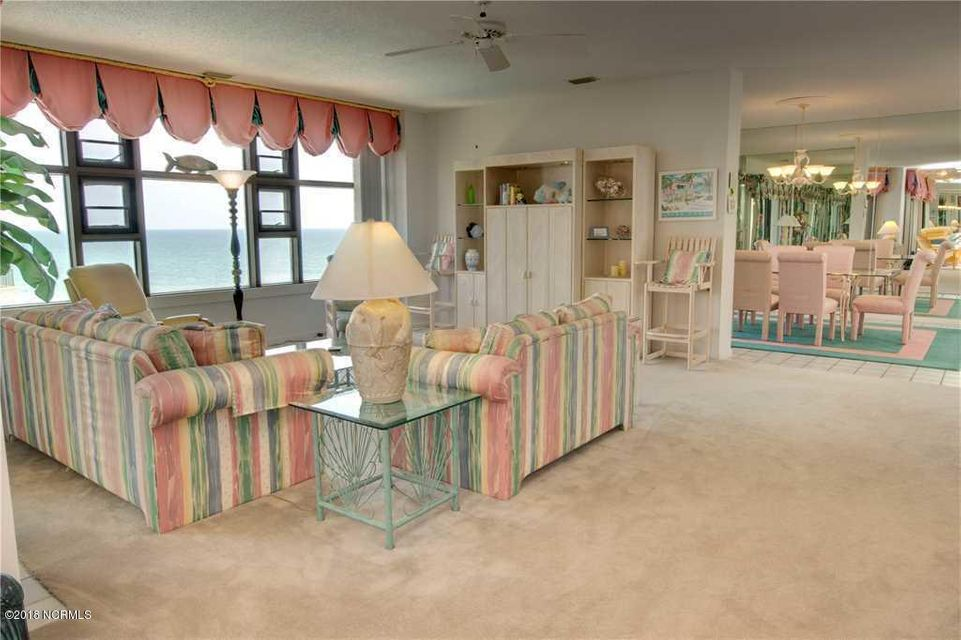 1505 Salter Path Road #B-605, Indian Beach, NC, 28512 | MLS #100126110