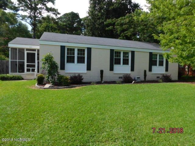 505 Cheyenne Road, Jacksonville, NC, 28540 | MLS #100064399