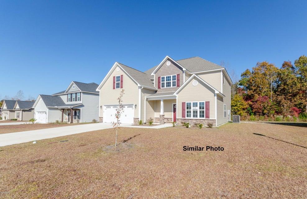 244 Wood House Drive, Jacksonville, NC, 28546 | MLS #100126906