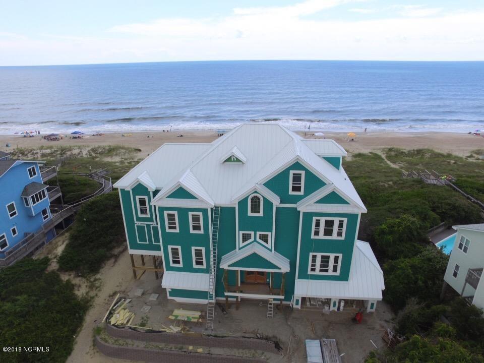 7607 Ocean Drive, Emerald Isle, NC, 28594 | MLS #100127108