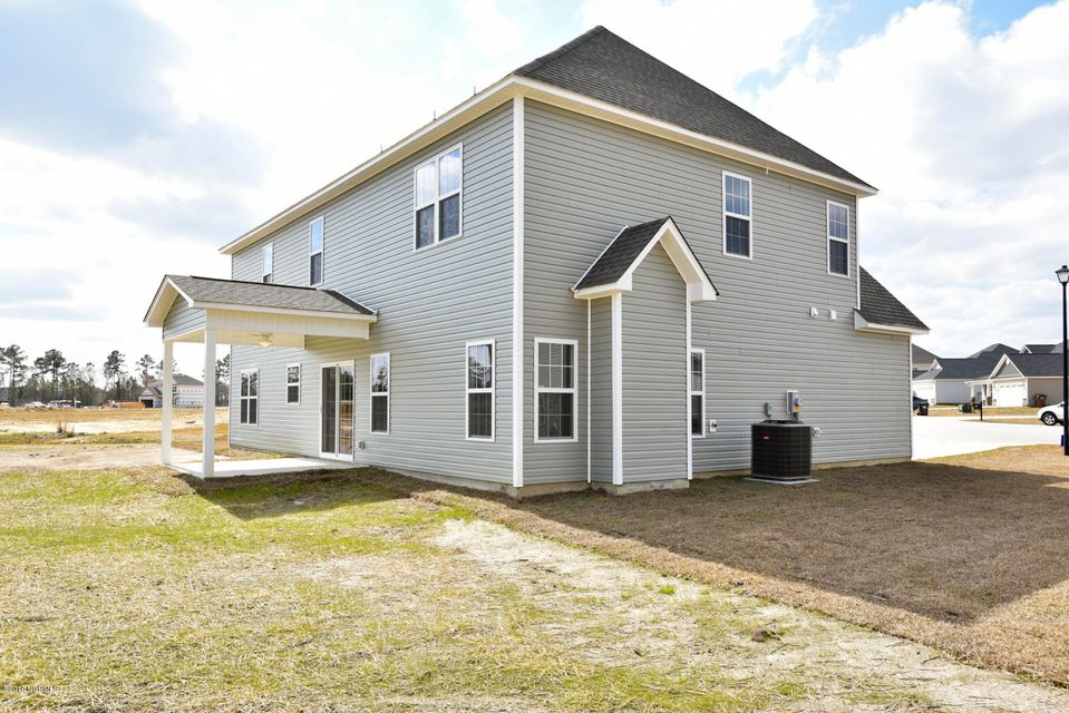 425 Whistling Heron Way , Swansboro, NC, 28584 | MLS #100127280