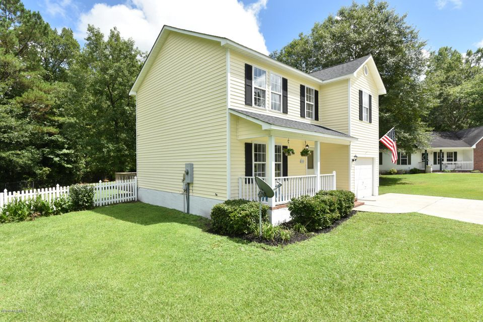 204 Sugar Court, Jacksonville, NC, 28540 | MLS #100127304