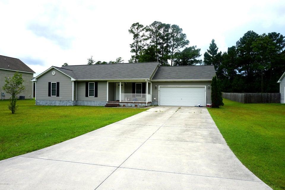 102 Laredo Drive, Jacksonville, NC, 28540 | MLS #100127505