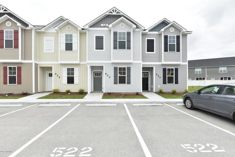 522 Caldwell Loop, Jacksonville, NC, 28546 | MLS #100108591