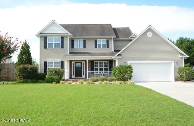 107 Baymeade Court, Jacksonville, NC, 28546 | MLS #100127928