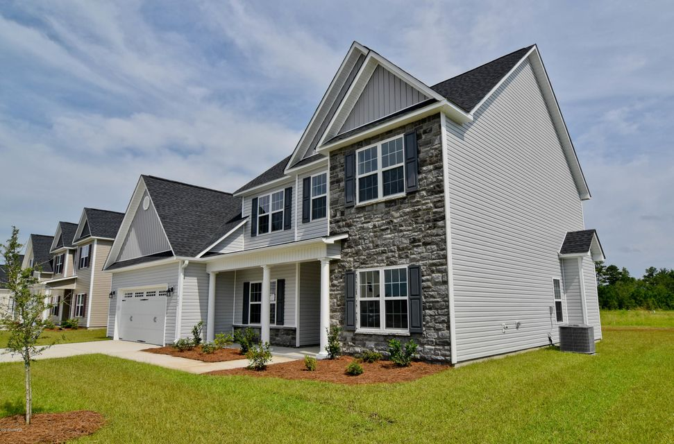 422 Worsley Way, Jacksonville, NC, 28546 | MLS #100096138