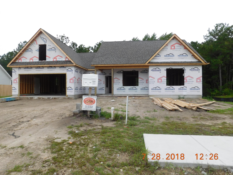 104 Shadow Creek Drive, Swansboro, NC, 28584 | MLS #100122120