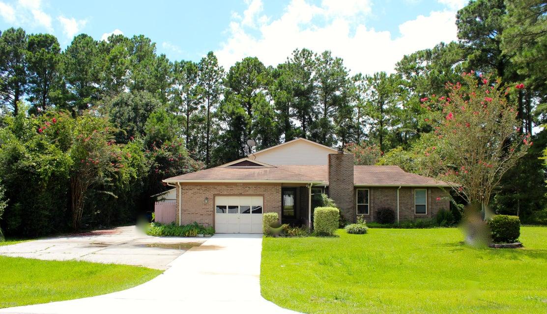 1113 Pine Valley Road, Jacksonville, NC, 28546   MLS #100109902
